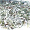 Mapa de Gramado
